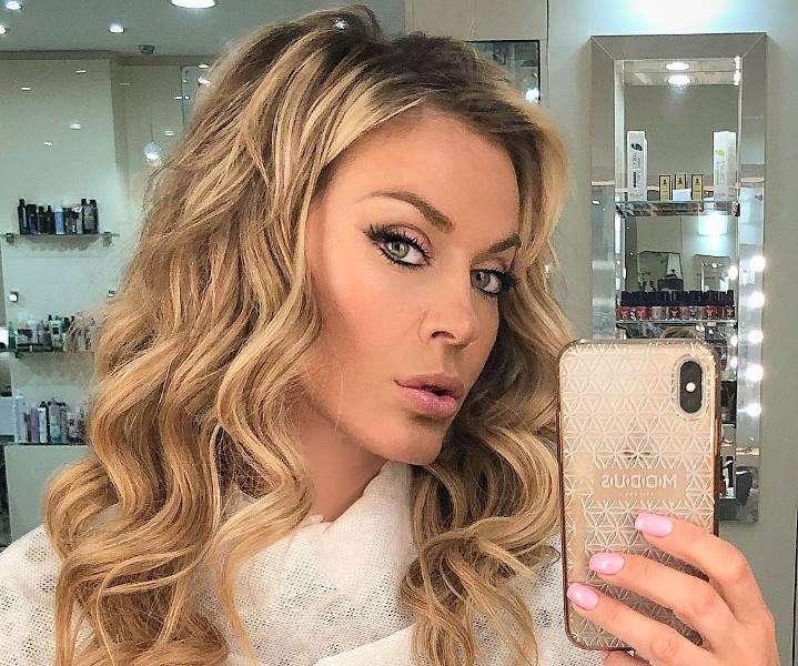 Татьяна Терешина: женщина не из-за мужчины улыбается