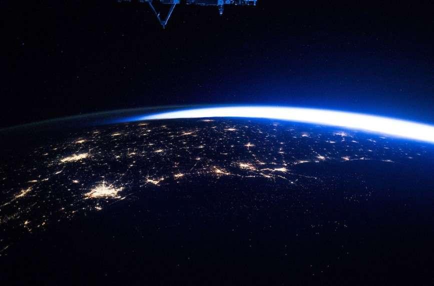 Планета с высоты