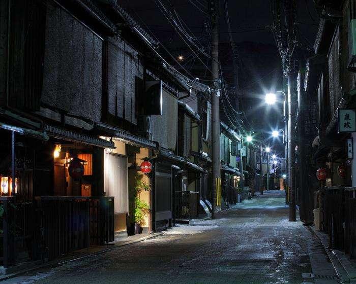 Уютная жизнь в Киото