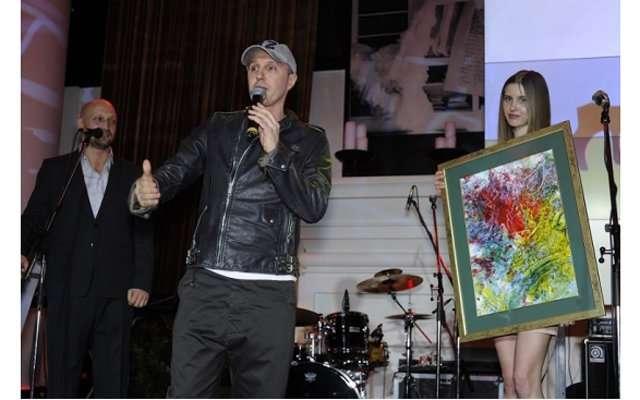 Гоша Куценко собрал миллион для больных детей
