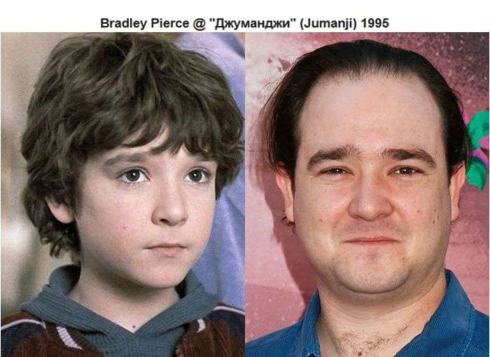 Дети-актеры прошлых лет