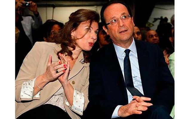 Женщины французского Президента