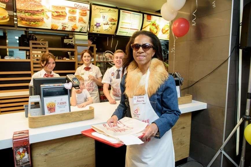 «МакХэппи День» объединил всех, кто несет радость, и установил новый рекорд благотворительности